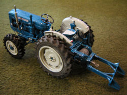 RJN Classic Tractors Roadless 6/4 Winch Tractor model