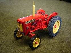 RJN Classic Tractors 1965 David Brown Implematic