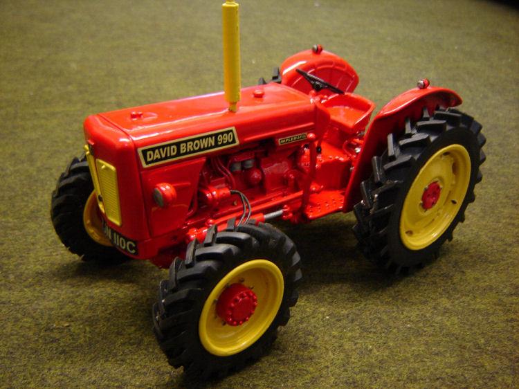 RJN Classic Tractors Model 1965 David