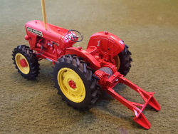 RJN CLASSIC TRACTORS David Brown 990 Implematic 4wd Winch Tractor Model