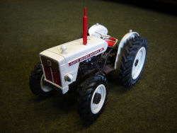 RJN Classic Tractors 1966 David Brown 990 Selectamatic 4wd Model Tractor