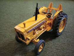 David Brown 990 Selectamatic Industrial 2wd Winch Tractor