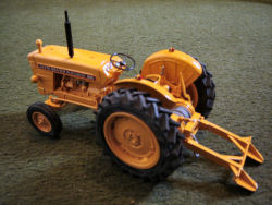 David Brown 990 Selectamatic 2wd INDUSTRIAL Winch Model Tractor