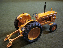 David Brown 990 Selectamatic 2wd winch Model Tractor