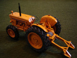 David Brown 990 Selectamatic 4wd Industrial Winch Tractor