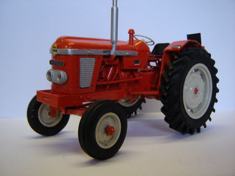 RJN Classic Tractors Nuffield 465 Tractor