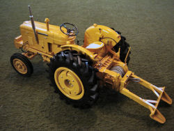 Fordson Major Industrial Winch Tractor Model