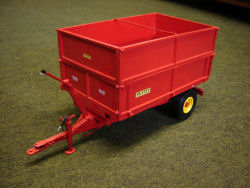 RJN Petit tipping trailer