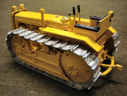RJN Classic Tractors  County Crawler Industrial 6cyl Tractor