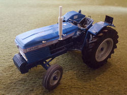 RJN Classic Tractors Leyland 272 Synchro Tractor with wide tyres and front weight