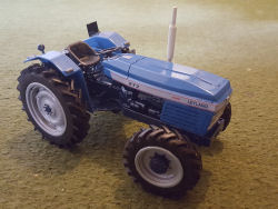 RJN Classic Tractors Leyland 272 Synchro 4WD