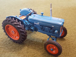 RJN Classic Tractors Fordson Major 4cyl model diesel Tractor