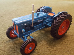 RJN Classic Tractors Fordson Major 4cyl Tractor Model