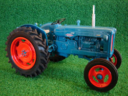 RJN Classic Tractors Fordson Power Major