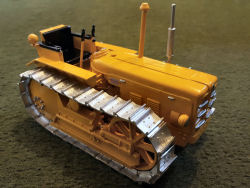 RJN Classic Tractors Fordson Power Major 4cyl Industrial model Crawler Tractor