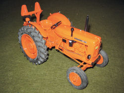 Nuffield model tractor