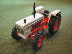 RJN Classic Tractors Case David Brown 995 4WD Model Tractor