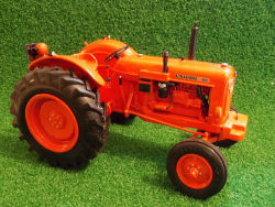 RJN Classic Tractors Nuffield 10/60 Wide Tyred Model Tractor