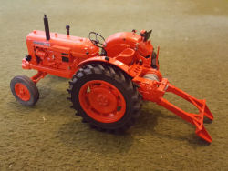 RJN Classic Tractors Nuffield 10/60 Winch Tractor Model