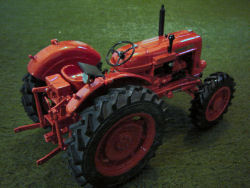 RJN CLASSIC TRACTORS Nuffield 10/60 4wd Tractor Model